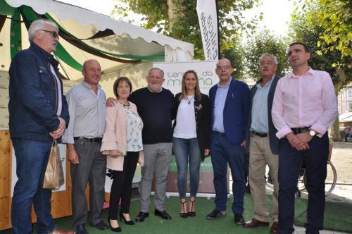 AGRADECIMIENTO DEL EQUIPO DE GOBIERNO DE LOURENZÁ - FESTA DA FABA 2017