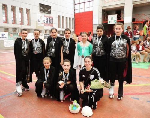 Comenzan as preparatorias do Provincial a sección de patinaxe das escolas
