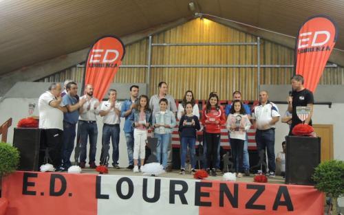 17 Balas del Maderas Barcia Lourenzá son elegidas para el Campeonato Autonómico de menores que tendrá lugar en Vigo(Balaídos) el próximo domingo 11 de junio!
