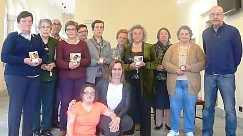 LA ALCALDESA Y EL CONCEJAL DE CULTURA ENTREGARON LOS PREMIOS DEL TERCER CAMPEONATO DE PARCHÍS CONCELLO DE LOURENZÁ