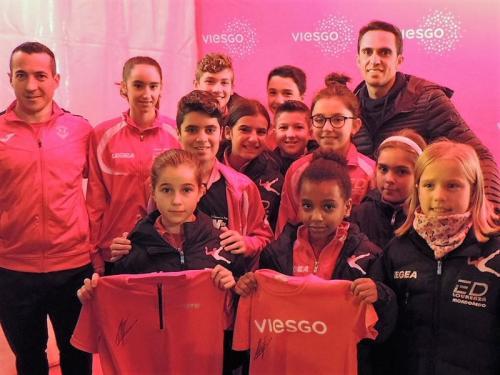Varios asuntazos de Atletismo!!! Maderas Barcia Lourenzá!!!
