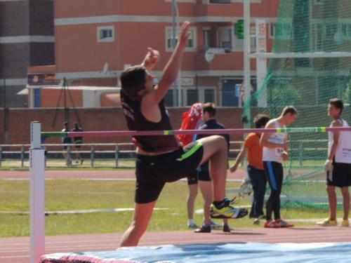 Lidia Barreira en Triple e Genito Pérez en Altura; Admitidos no Campionato Galego Xuvenil