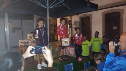 Choiva de Trofeos para o Maderas Barcia Lourenzá na I Popular S. Ramón de Vilalba!!!