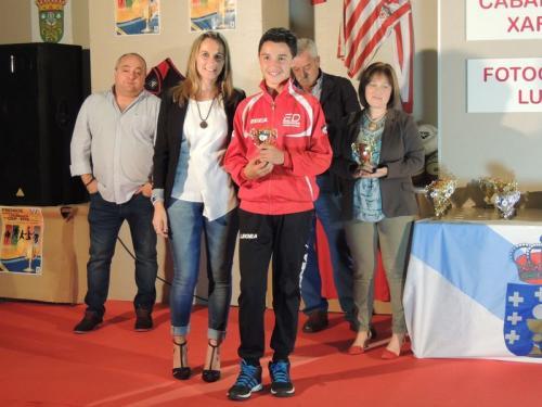 Premios Concello de Lourenzá ó Deporte. 2016/2017. Gala de premiación