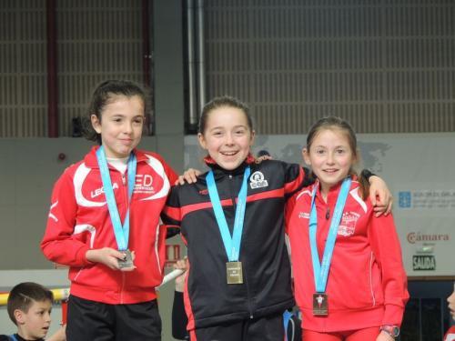 El Máderas Barcia Lourenzá se consolida entre los mejores con 2 oros y 2 platas en el Galego de menores!!!