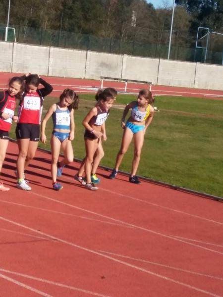 Acudíamos o pasado fin de semana a Narón(Ferrol) con motivo da 1ª cita en pista co XVI Trofeo Cidade de Narón en Xogo.