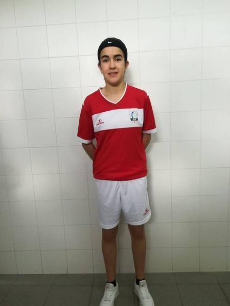 Nerea Lombardero, Subcampiona galega infantil de Fútbol Sala Feminino!!!